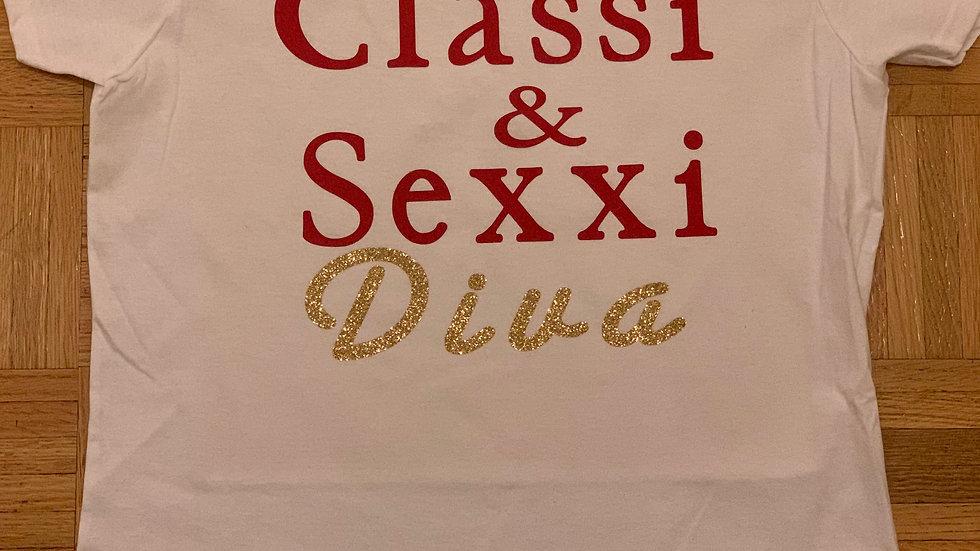 Classi & Sexxi Diva Tee