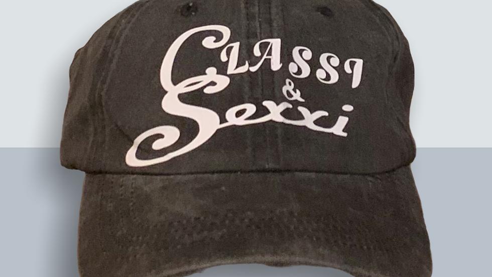 Classi & Sexxi Backless Cap