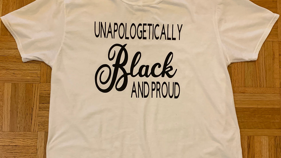 Unapologetically Black Tee