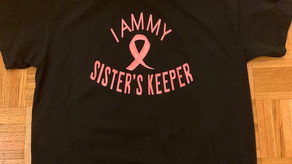 I Am My Sister's Keeper Tee