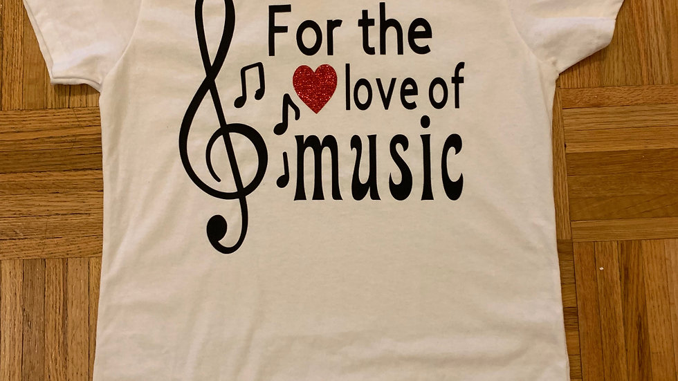Music Lovers Tee