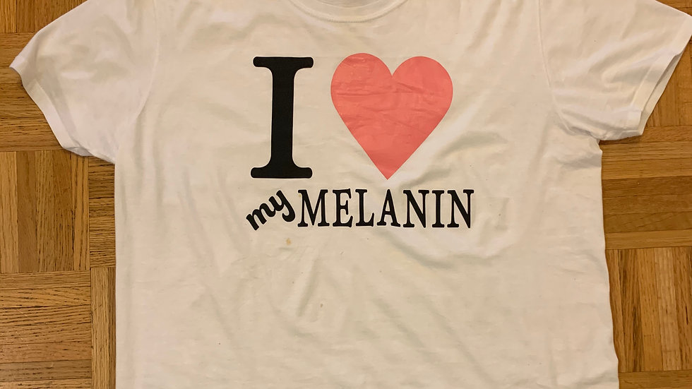 I Love My Melanin Tee