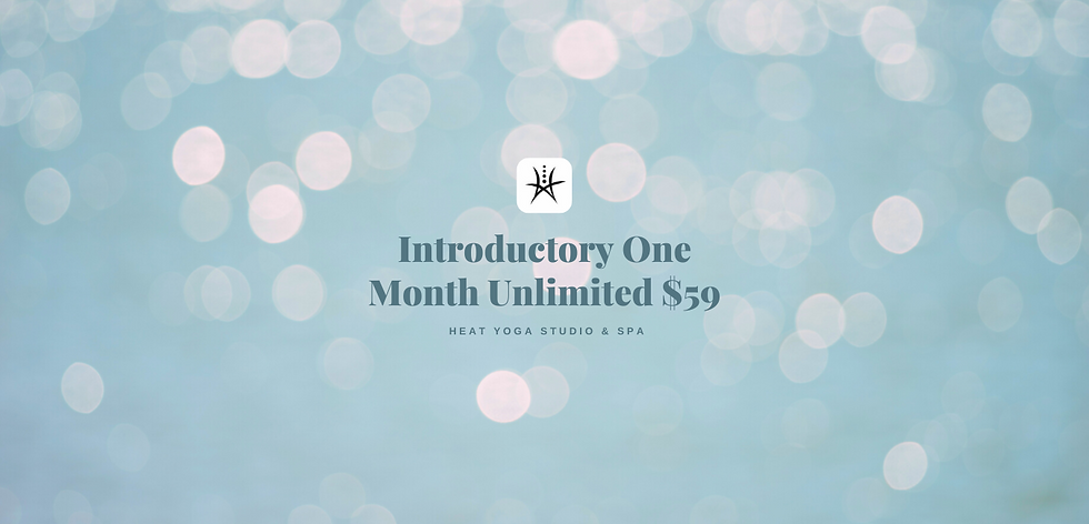 Copy of introductory month unlimited $59