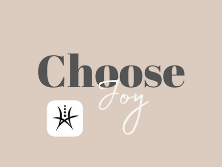 Choose Joy: A Note from Beth