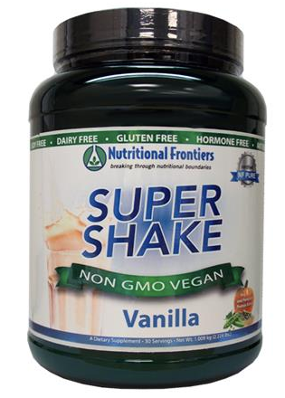 Super Shake- Vanilla