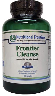 Frontier Cleanse
