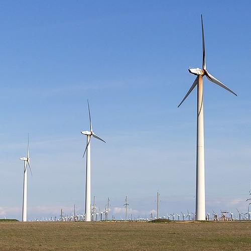 On-grid wind turbine (600kW)