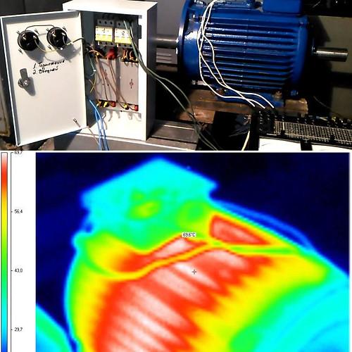 Investigation of the electric generators characteristics