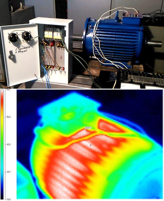 Исследование характеристик электрических генераторов