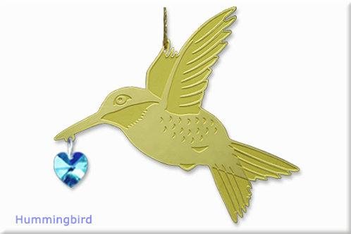 Hummingbird - Brass
