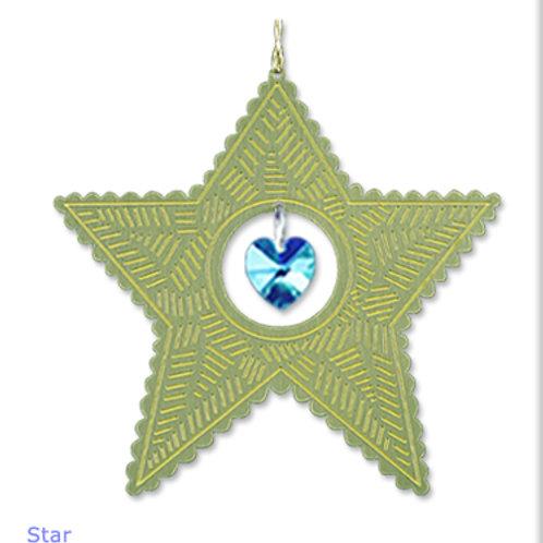 Star - Brass