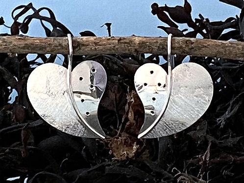 Kachina Heart Earrings