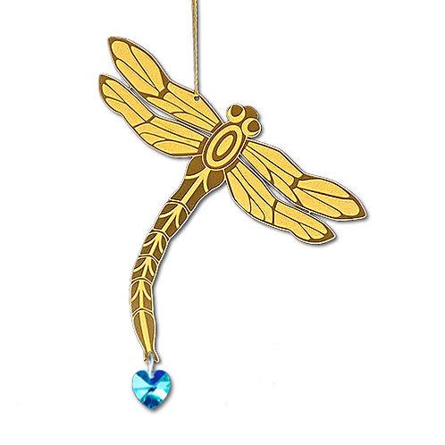 Dragonfly - Brass