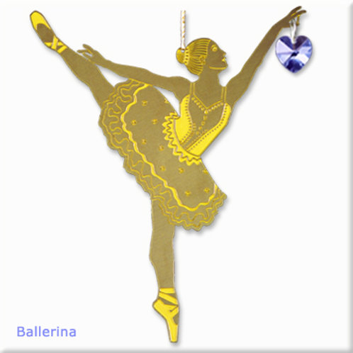 Ballerina - Brass