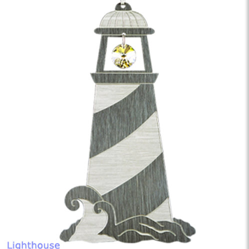 Lighthouse - Silver