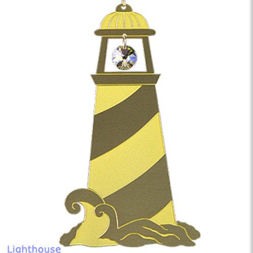 Lighthouse - Brass