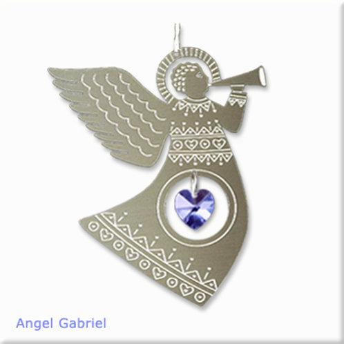 Angel Gabriel - Silver
