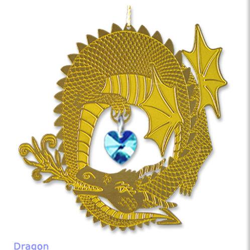 Dragon - Brass