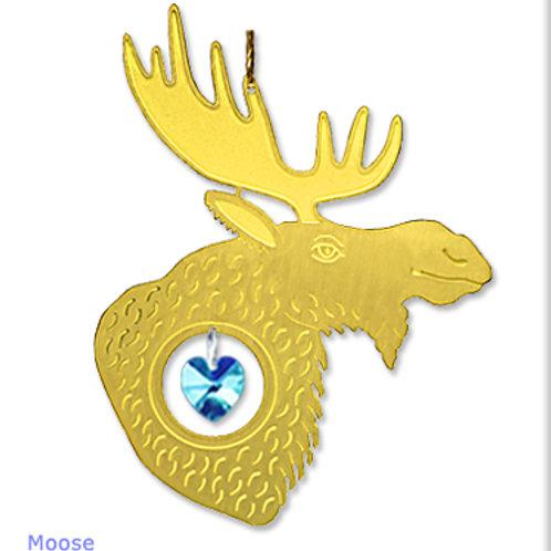 Moose - Brass