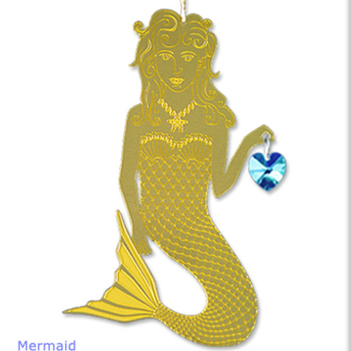 Mermaid - Brass