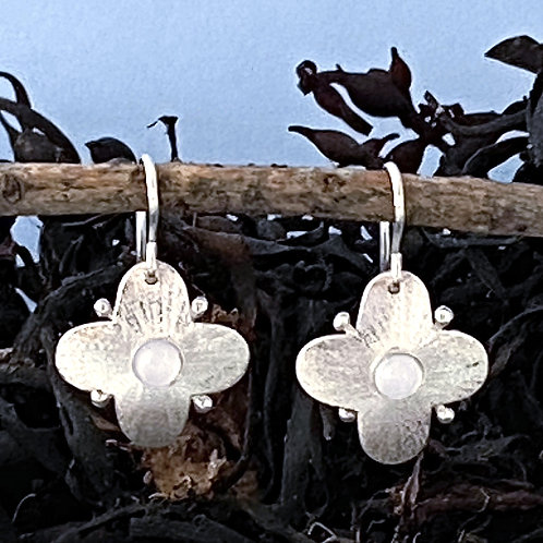 Flure Moonstone Earrings