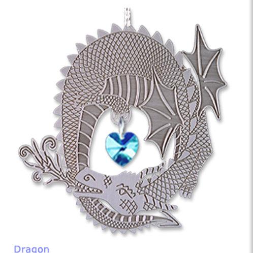 Dragon - Silver