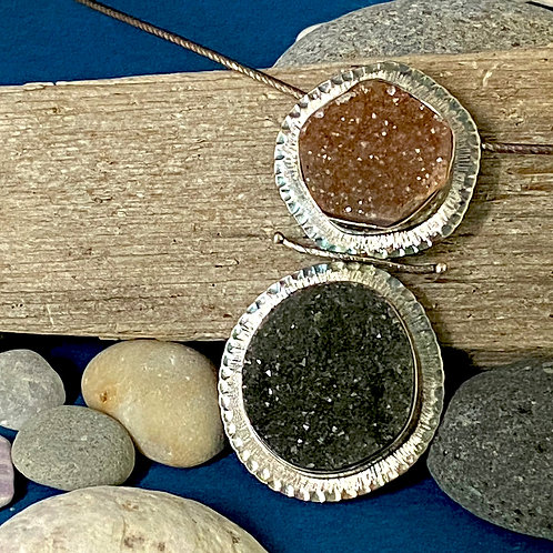 Double Earth Necklace