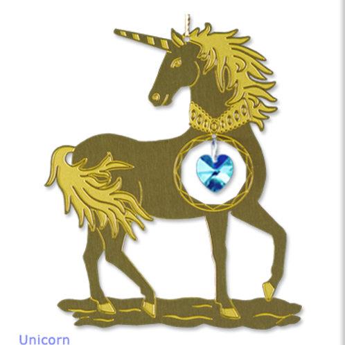 Unicorn - Brass