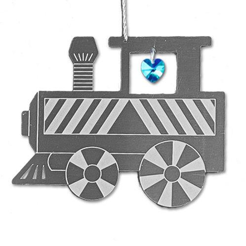 Train - Silver