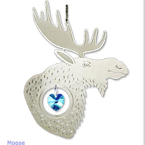 Moose - Silver