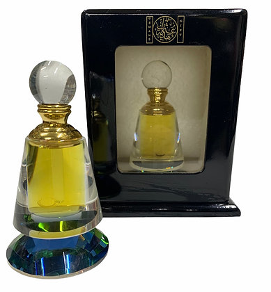 Gift of Usman 12 Ml, Crystal Bottle, Fancy Box