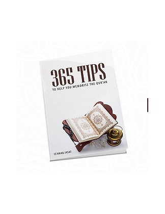 365 Tips To Help You Memorise The Qur'an – Book
