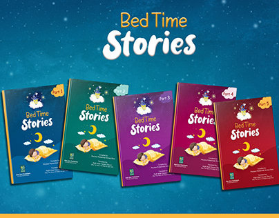 Bed Time Stories Children Stories 5 Parts