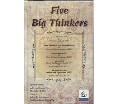 FIVE BIG THINKERS