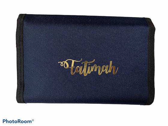 Personalised Cover + 13 line SA Quraan