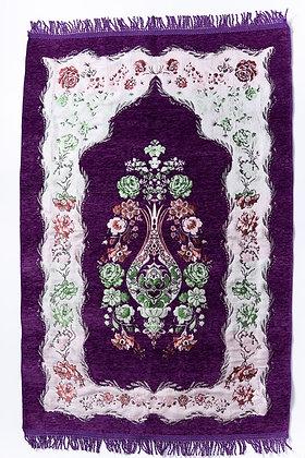 Floral  Prayer mat   ( lightweight )