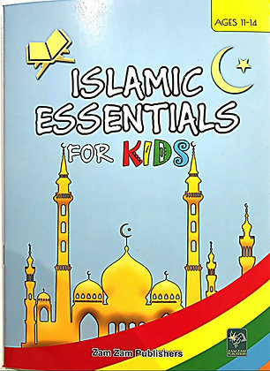 ISLAMIC ESSENTIAL FOR KIDS