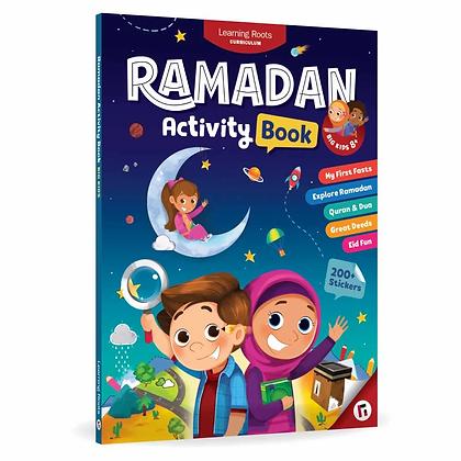 Ramadan Activity Book (Big Kids)