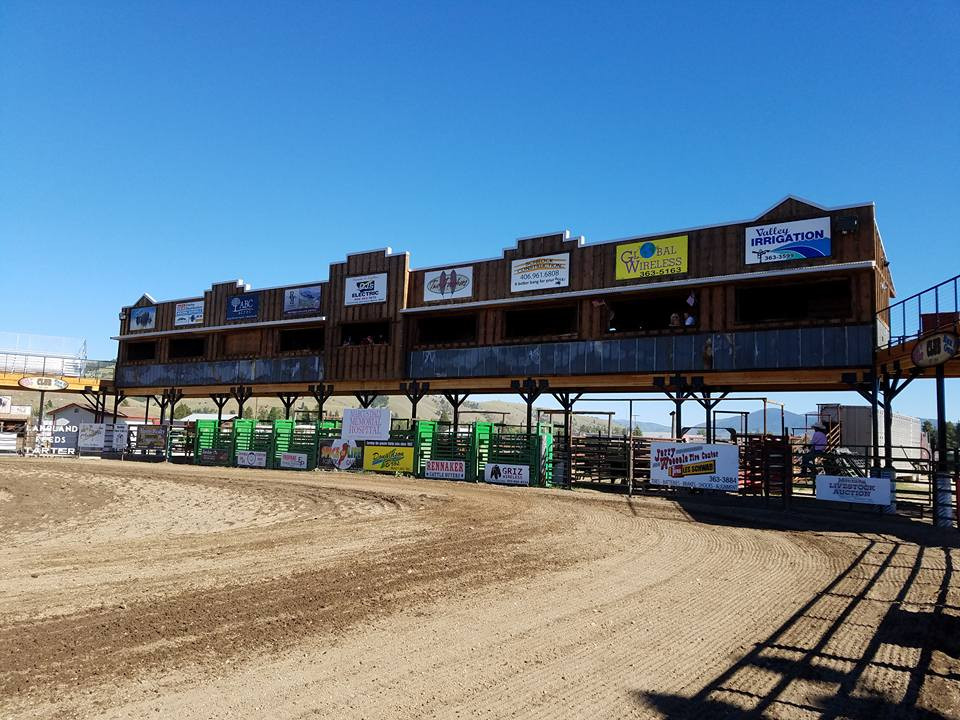 Darby Rodeo Arena
