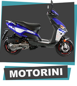 Motorini scooters