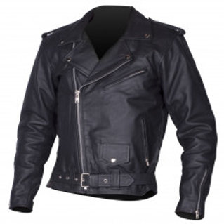 TUZO BRANDO LEATHER JACKET