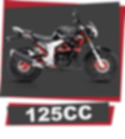 125CC Motorcycles