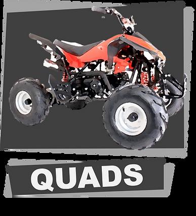 Quads, Quad bikes