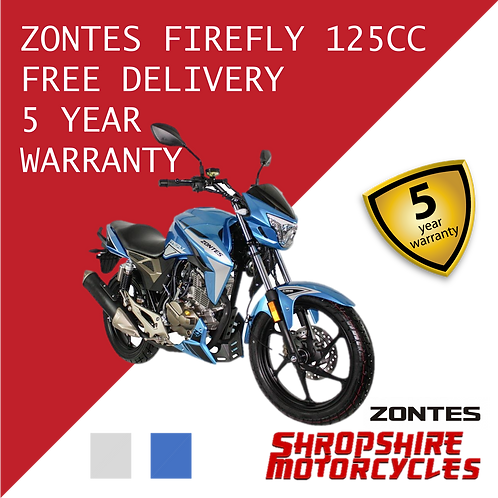 ZONTES | FIREFLY | 125