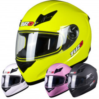TUZO TRACER FULL FACE MOTORCYCLE HELMET
