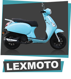 lexmoto scooters