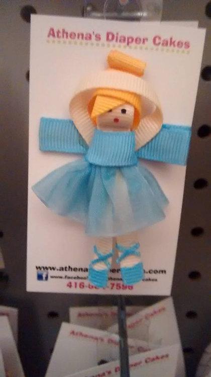 Ballerina Hairclip