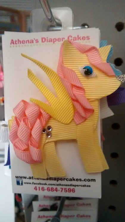 Pony Hairclip