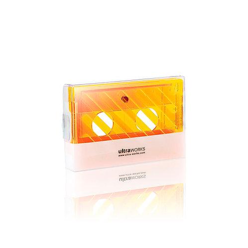 Basic Elements Business Cardholder - Orange