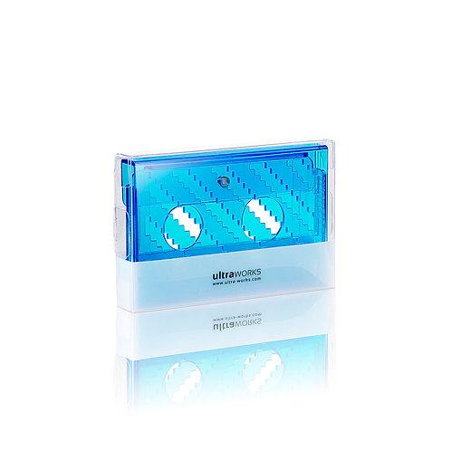 Basic Elements Business Cardholder - Blue